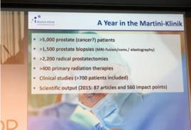 Un año en la Martini-Klinik