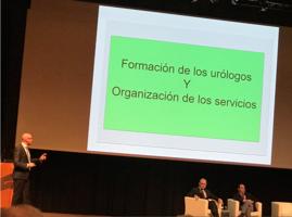 Formación y Organización, una de las conclusiones del Dr. D Pérez Fentes