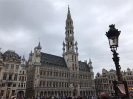 Bruselas, Sede del Examen FEBU