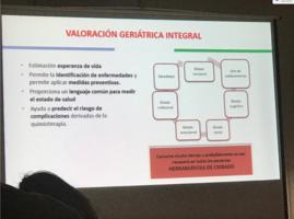 Valoración Geriátrica Integral en el paciente añoso/frágil