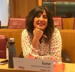 La Dra. Ione Linazasoro en IESE