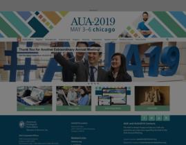 Web del Congreso AUA 19