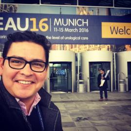 Congreso EAU Munich 16