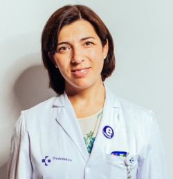Médico destacado - Dra. Ainara Villafruela Mateos