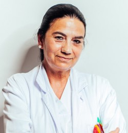Médico destacado - Dra. Cristina Garrido Rivas