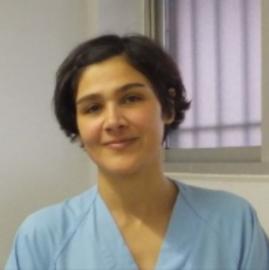 La Dra. Marta de la Cruz, de Palma de Mallorca